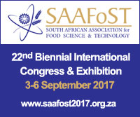 SAAFoST Congress 2017